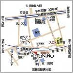 TONINO MAP
