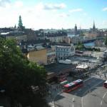 スウェーデン町1