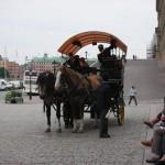スウェーデン馬車