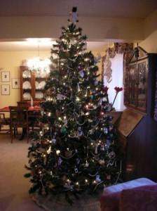 クリスマスツリーカナダ